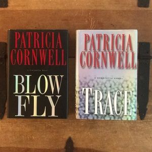 Other - Set of 2 Patricia Cornwell Hardcover Novels